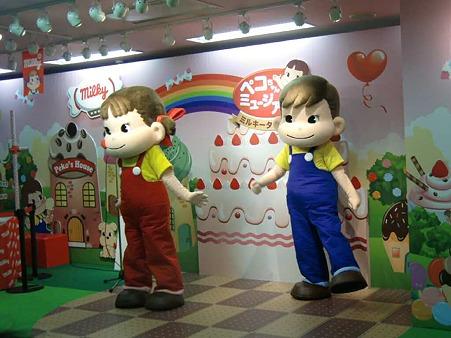 不二家 期間限定!銀座ペコちゃんミュージアム 2011 開催中-230825-1