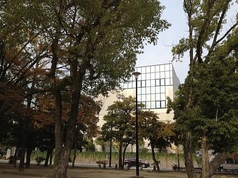 Photos: 基町高校