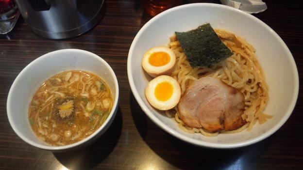 京鰹節つけ麺 愛宕 ATAGO (港区新橋)