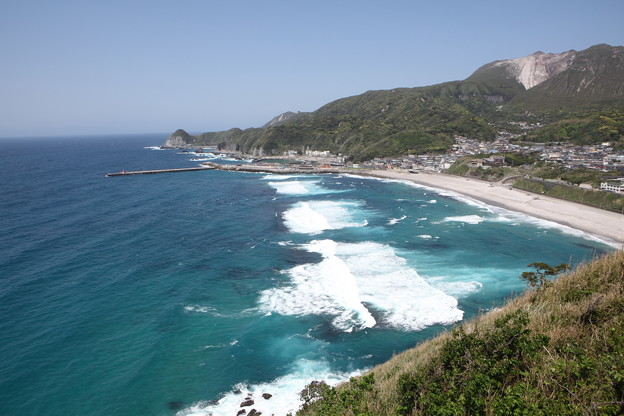 写真: IMG_6895神津島__天上山登山と島巡り