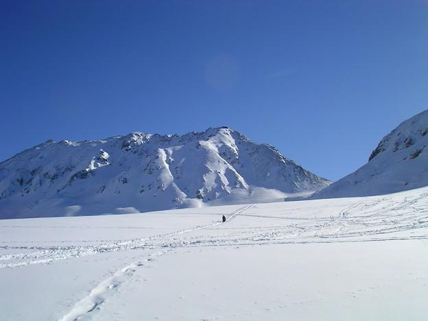 立山 最高峰  2007-11-25
