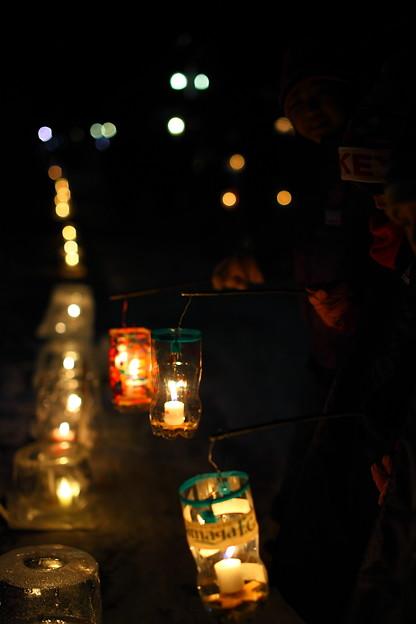 木曽路の人々`12(冬の奈良井宿編)-5