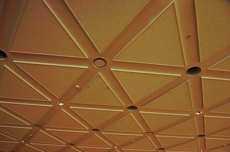 ロビー天井