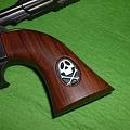 タイトー 大人プライス銀河鉄道999「戦士の銃 コスモドラグーン」 グリップ部 Doburoku-TAODSCF0038