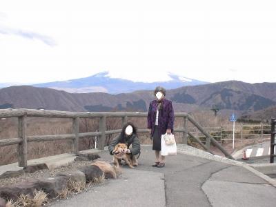 写真: 箱根の絶景