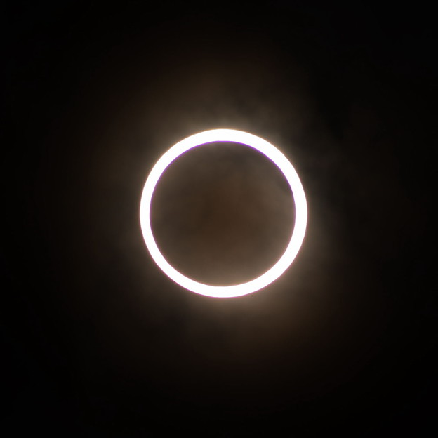 Photos: 金環日食02
