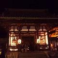 Photos: 石山寺のライトアップに来ました♪たぶん仁王門前だけで30分は費やす...