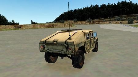 GTAIV Hummer H1 2